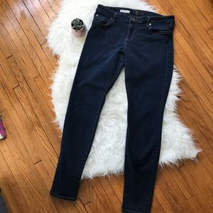 Kut From The Kloth Mia Toothpick Skinny Jeans 10